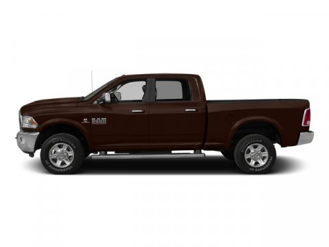 2015 Ram 2500 Crew Cab Tradesman 4x4 Western Brown V6 67 L Automatic 1 miles Rebate includes