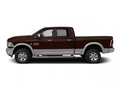 2015 Ram 2500 Laramie Western Brown V6 67 L Automatic 1 miles Rebate includes 2500 Californi