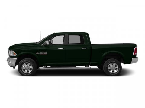 2015 Ram 2500 Tradesman Power Wagon Black Forest Green Pearlcoat V8 64 L Automatic 1 miles Re