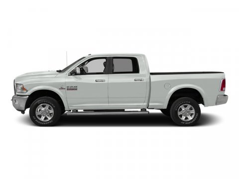 2015 Ram 2500 Laramie Bright White Clearcoat V6 67 L Automatic 0 miles Rebate includes 2500