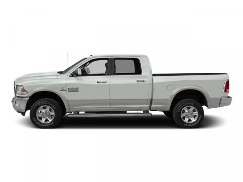 2015 Ram 2500 Crew Cab Laramie 4x4 Bright White Clearcoat V6 67 L Automatic 1 miles Rebate in