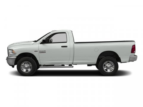 2015 Ram 2500 Regular Cab Tradesman Bright White Clearcoat V8 57 L Automatic 1 miles Rebate i