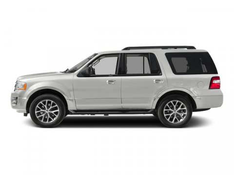 2015 Ford Expedition Limited Oxford WhiteEbony V6 35 L Automatic 0 miles Redesigned for 2015 w