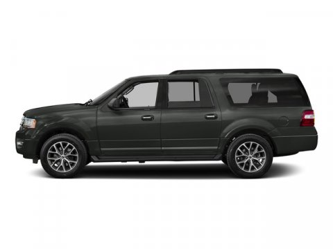 2015 Ford Expedition EL Limited Magnetic MetallicEbony V6 35 L Automatic 11 miles  BLIS BLIND