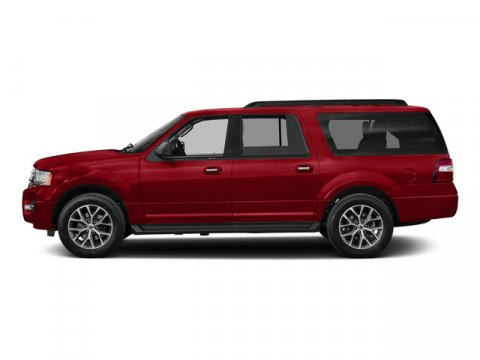 2015 Ford Expedition EL Limited Ruby Red Metallic Tinted Clearcoat V6 35 L Automatic 8 miles P