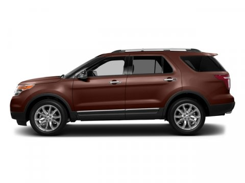 2015 Ford Explorer XLT Caribou MetallicChar Blk V6 35 L Automatic 0 miles The all new bold an