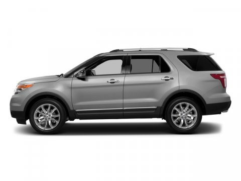 2015 Ford Explorer XLT Ingot Silver MetallicCharcoal Black V6 35 L Automatic 0 miles The all n