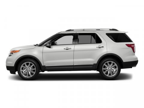 2015 Ford Explorer XLT Oxford WhiteChar Blk V6 35 L Automatic 0 miles The all new bold and da