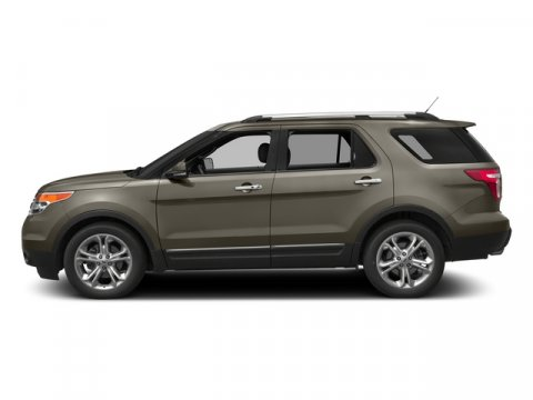 2015 Ford Explorer Limited Magnetic MetallicMedium Light Stone V6 35 L Automatic 0 miles Voice