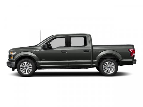 2015 Ford F-150 XLT Magnetic MetallicBlack V8 50 L Automatic 0 miles Equipment Group 302A Lux