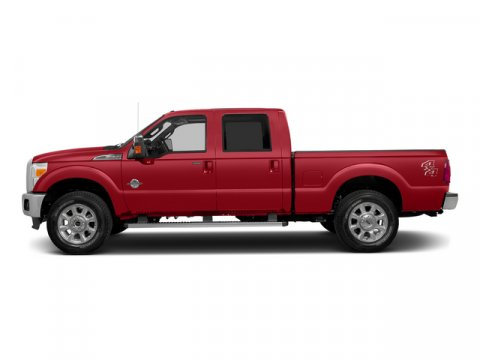 2015 Ford Super Duty F-250 SRW Lariat Ruby Red Metallic Tinted ClearcoatBlack V8 67 L Automatic
