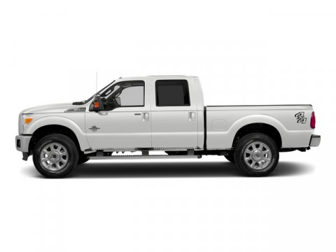 2015 Ford Super Duty F-250 SRW Lariat White Platinum Metallic Tri-CoatBlack V8 67 L Automatic 0
