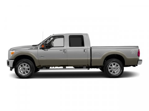 2015 Ford Super Duty F-250 SRW Lariat Ingot Silver MetallicBlack Leather V8 67 L Automatic 11