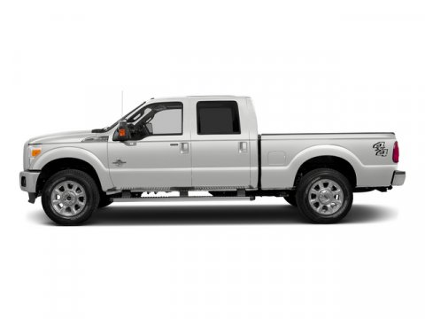 2015 Ford Super Duty F-250 SRW XL Oxford WhiteSteel Vinyl V8 67 L Automatic 11 miles  4X4 ELEC