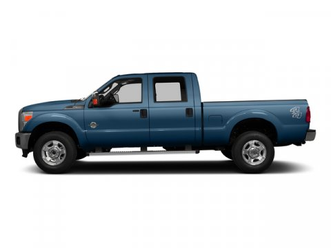 2015 Ford Super Duty F-350 SRW Lariat Blue Jeans MetallicBlack V8 67 L Automatic 0 miles You k