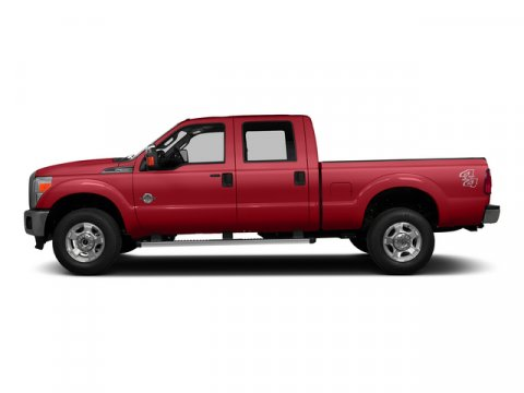 2015 Ford Super Duty F-350 SRW Lariat Ruby Red Metallic Tinted ClearcoatAdobe V8 67 L Automatic