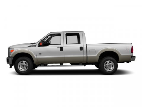 2015 Ford Super Duty F-350 SRW Lariat Ingot Silver MetallicBlack V8 67 L Automatic 5 miles You
