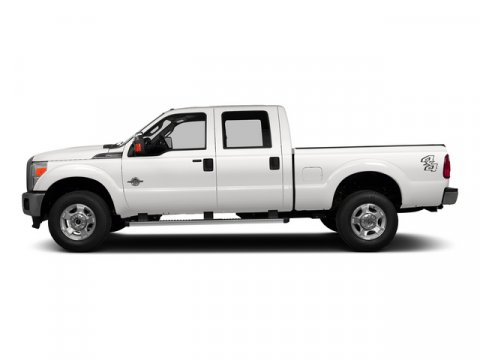 2015 Ford Super Duty F-350 SRW XL Oxford White V8 62 L Automatic 3 miles Price does not includ