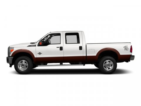 2015 Ford Super Duty F-350 SRW Lariat Oxford WhiteAdobe V8 67 L Automatic 3 miles Navigation
