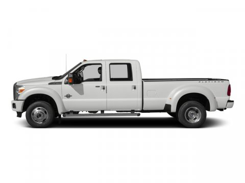 2015 Ford Super Duty F-350 DRW White V8 67 L Automatic 3 miles You know your business and what