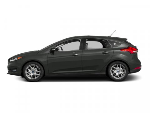 2015 Ford Focus SE MagneticBlacklthr V4 20 L Automatic 25 miles  Front Wheel Drive  Power St