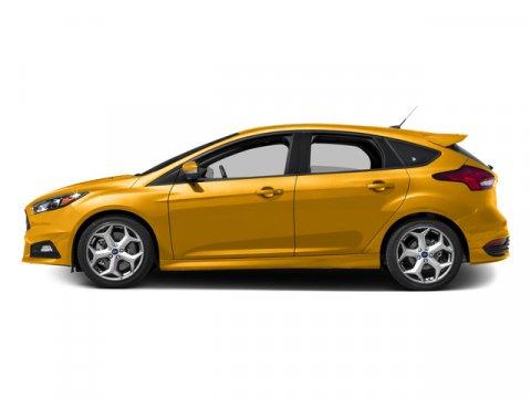 2015 Ford Focus ST Tangerine Scream Metallic Tri-Coat V4 20 L Manual 0 miles Price does not i