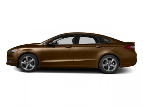 2015 Ford Fusion SE Bronze Fire Metallic Tinted Clearcoat V4 25 L Automatic 3 miles Appearance