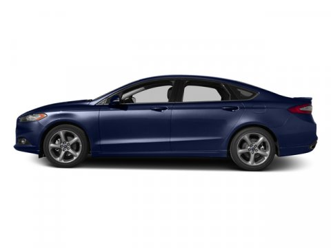 2015 Ford Fusion SE Deep Impact Blue Metallic V4 20 L  3 miles The 2015 Ford Fusion has the up