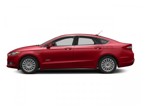 2015 Ford Fusion Energi Titanium Ruby Red Metallic Tinted ClearcoatChar Blk V4 20 L Variable 1