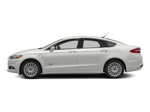 2015 Ford Fusion Energi Titanium White Platinum Metallic Tri-CoatChar Blk Lthr V4 20 L Variable