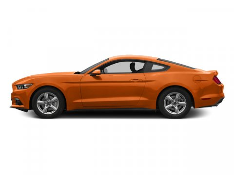2015 Ford Mustang EcoBoost Premium Competition OrangeEbony V4 23 L Automatic 11 miles  ECOBOOS
