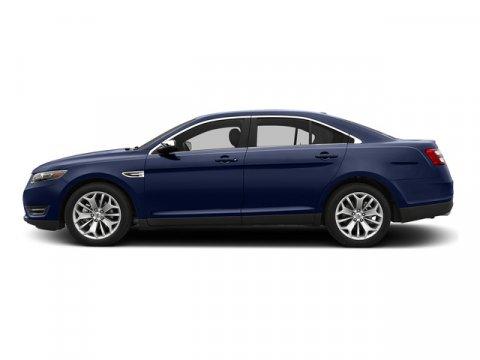 2015 Ford Taurus SEL Deep Impact Blue MetallicCharcoal Black V6 35 L Automatic 5 miles The Fo