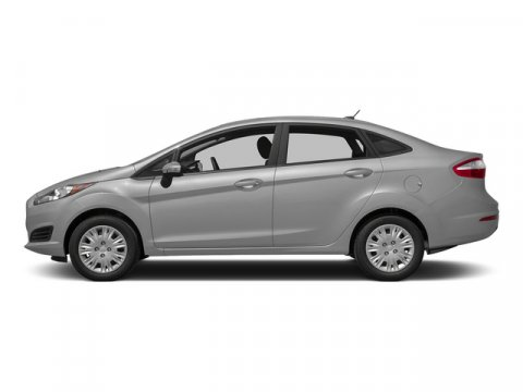 2015 Ford Fiesta S Ingot Silver MetallicChar Blk V4 16 L Automatic 0 miles With its bright hue