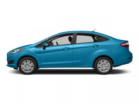 2015 Ford Fiesta SE Blue Candy Metallic Tinted Clearcoat V4 16 L Automatic 3 miles MyFord Touc