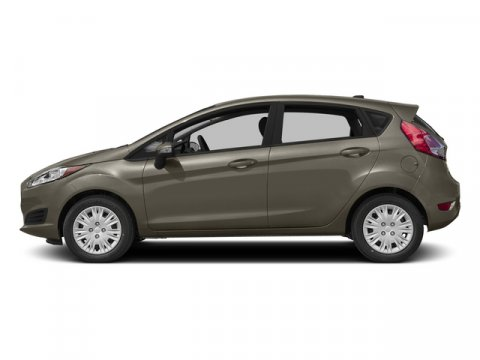 2015 Ford Fiesta SE Magnetic MetallicChar Blk V4 16 L Automatic 0 miles With its bright hues l