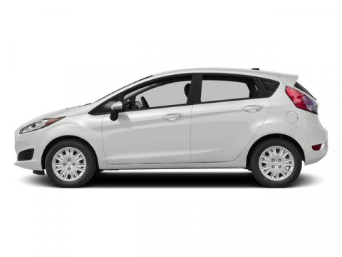 2015 Ford Fiesta SE Oxford WhiteChar Blk V4 16 L Automatic 0 miles With its bright hues like G