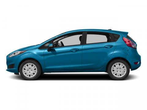 2015 Ford Fiesta Titanium Blue Candy Metallic Tinted ClearcoatChar Blk V4 16 L Automatic 0 mile