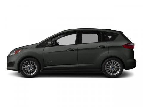 2015 Ford C-Max Hybrid SEL MagneticChar Blk Lthr V4 20 L Variable 11 miles  Front Wheel Drive