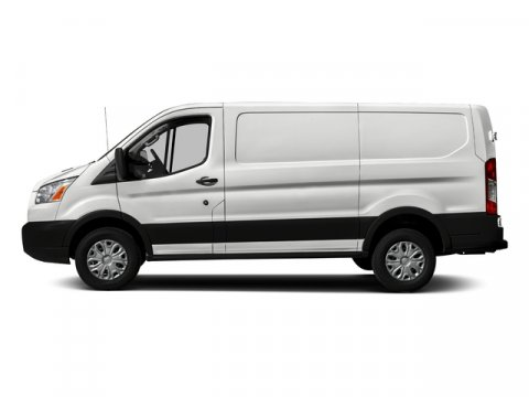 2015 Ford Transit Cargo Van T250 Oxford White V6 37 L Automatic 10 miles Price DOES include D