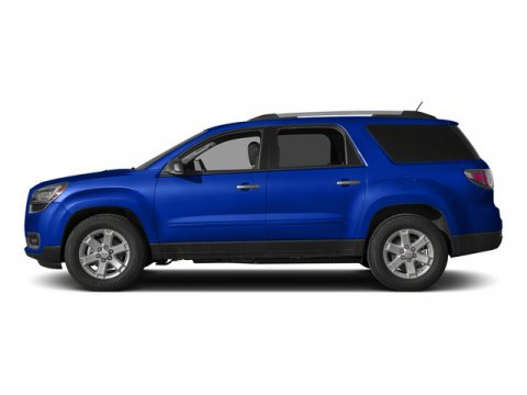 2015 GMC Acadia SLT Dark Sapphire Blue Metallic V6 36L Automatic 0 miles The GMC Acadia has r