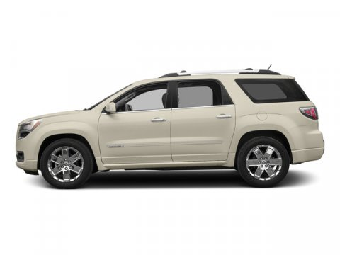 2015 GMC Acadia Denali White Diamond TricoatEbony V6 36L Automatic 5 miles The 2015 GMC Acadia