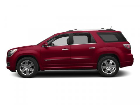 2015 GMC Acadia Denali Crimson Red TincoatEbony V6 36L Automatic 5 miles The 2015 GMC Acadia p