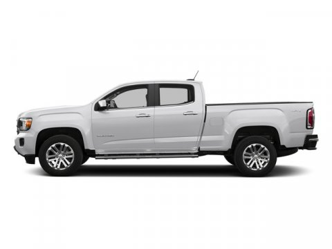 2015 GMC Canyon 4WD SLT Summit WhiteJET BLACK V6 36L Automatic 5 miles The all-new 2015 GMC C
