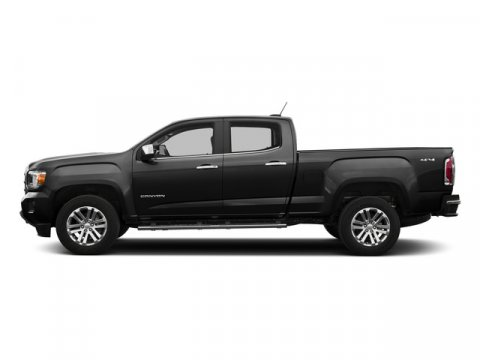 2015 GMC Canyon 4WD SLE Onyx BlackJET BLKCOBALT RED CLOTH V6 36L Automatic 3 miles Introduci