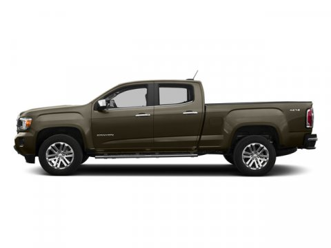 2015 GMC Canyon 4WD SLE Bronze Alloy Metallic V6 36L Automatic 1 miles Introducing the ALL NEW