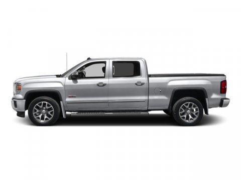 2015 GMC Sierra 1500 SLE Quicksilver MetallicJET BLACK V8 53L Automatic 5 miles The GMC Sierr
