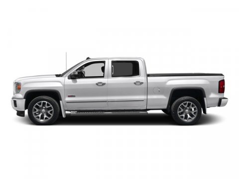 2015 GMC Sierra 1500 SLT Summit WhiteJET BLACK V8 53L Automatic 5 miles The GMC Sierra 1500 p