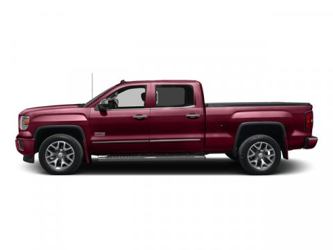 2015 GMC Sierra 1500 SLT Sonoma Red MetallicJET BLACK  DARK ASH V8 53L Automatic 5 miles The
