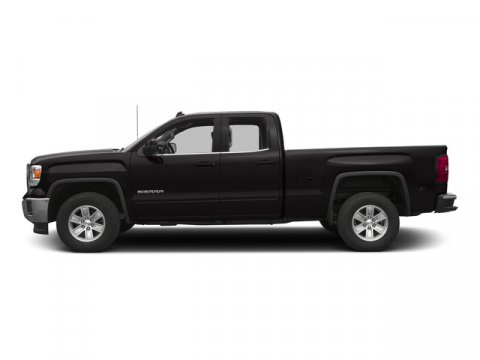 2015 GMC Sierra 1500 SLE Onyx Black V8 53L Automatic 6486 miles  LockingLimited Slip Differe