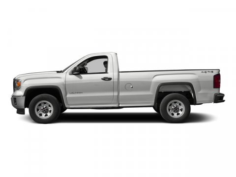 2015 GMC Sierra 1500 C1500 Summit WhiteJET BLKDK ASH CLOTH V6 43L Automatic 0 miles  GVW RATI